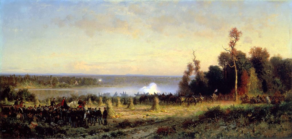 1024px-Cannonading_on_the_Potomac_by_Alfred_W_Thompson,_c1869